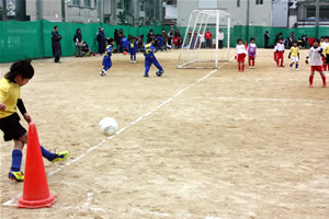 柏原市サッカープロジェクト(UvaKashiwara)
