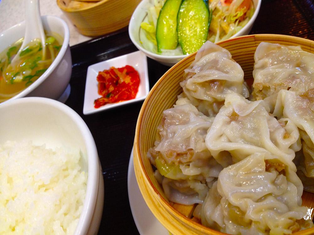 中国料理 山丁