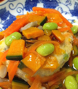 tant-tant 豆腐ハンバーグ