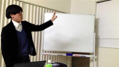まちリポーター+情報デザイン講座」最終日