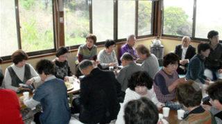 太平寺で「山行き」再現の取り組み