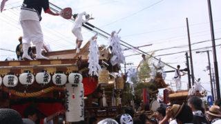 柏原の夏祭り ハイライト