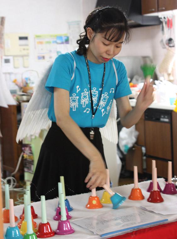 おむすびころりん7周年で「森澤道子のマルチコンサート」