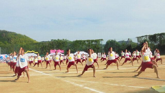 体育祭(柏原東高等学校)
