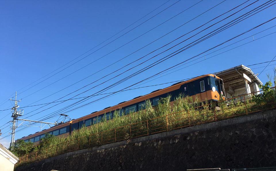 近鉄道明寺線に特急
