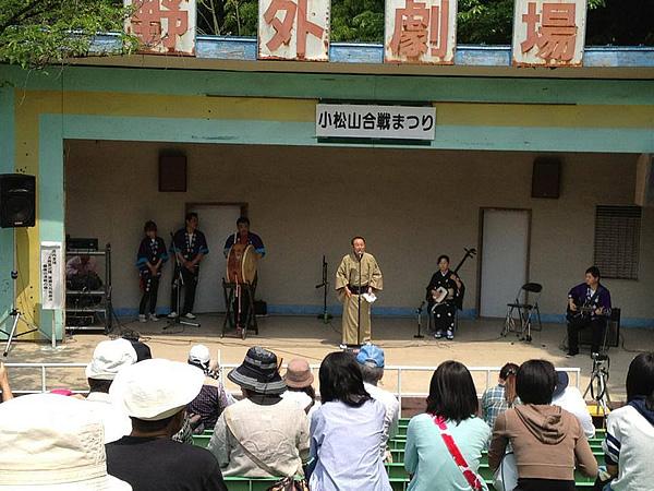 大坂冬の陣から400年。「小松山合戦まつり」