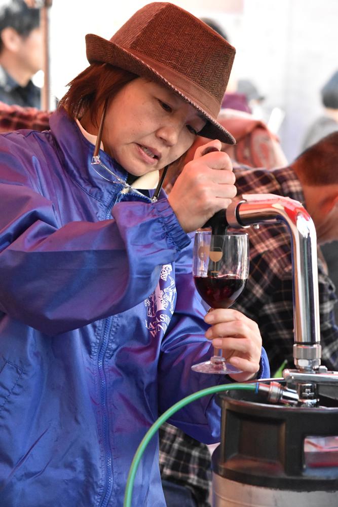 カタシモワイン祭り2019