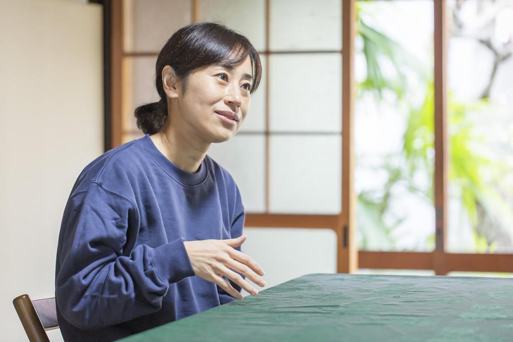 カタシモワイナリー 高井麻記子さん